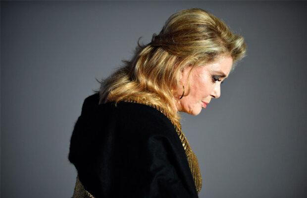 Катрін Деньов, фото Getty Images