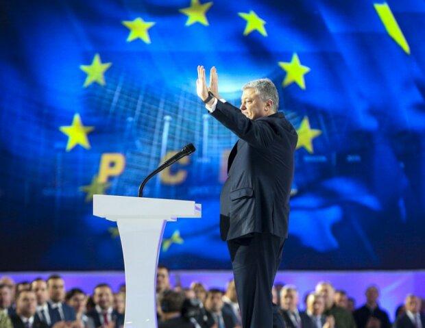 Президент України, Петро Порошенко