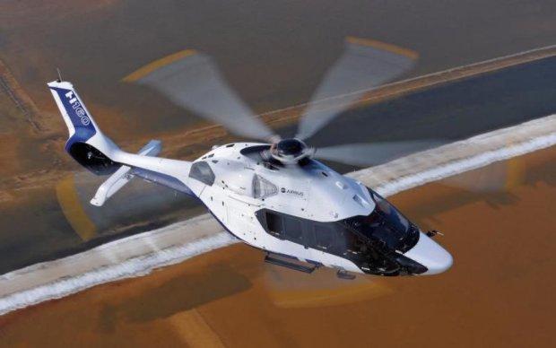 Украинские копы пересядут на вертолеты