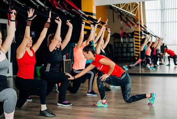 Тренування, фото sportland_khmelnitsky