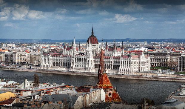 Будапешт - місто, в якому панує атмосфера контрастів і гармонійності