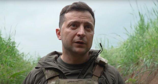 Владимир Зеленский, скриншот: Youtube