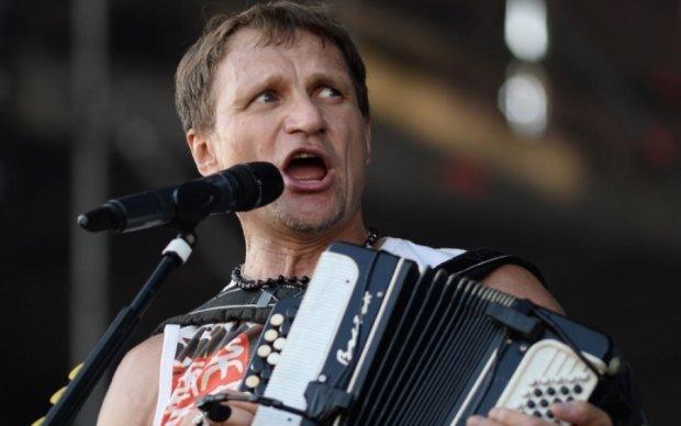 Олег Скрипка їде з концертом у російськомовне місто: а як же гетто?