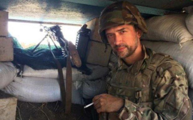 Российский актер-доброволец эмоционально обратился к украинцам: видео