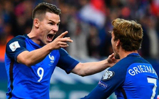 Форвард збірної Франції вважає, що відеотехнології вбивають футбол