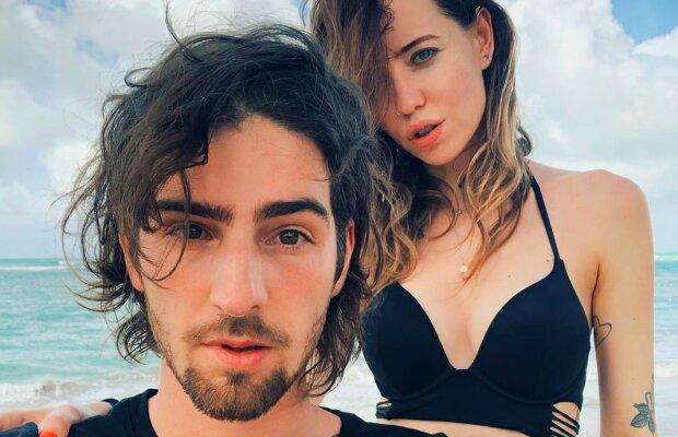 Володимир Дантес і Надя Дорофєєва, instagram.com/vladimirdantes