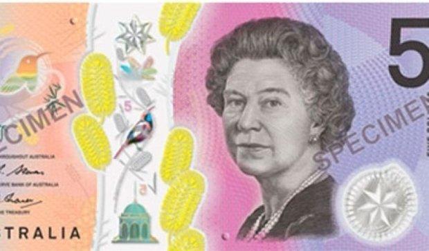 """Австралійський банк представив гроші з """"мультфільмом"""" (відео)"""