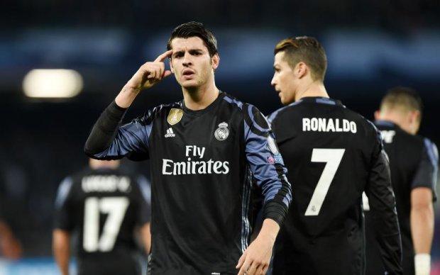 Реал требует бешеную сумму за испанского нападающего