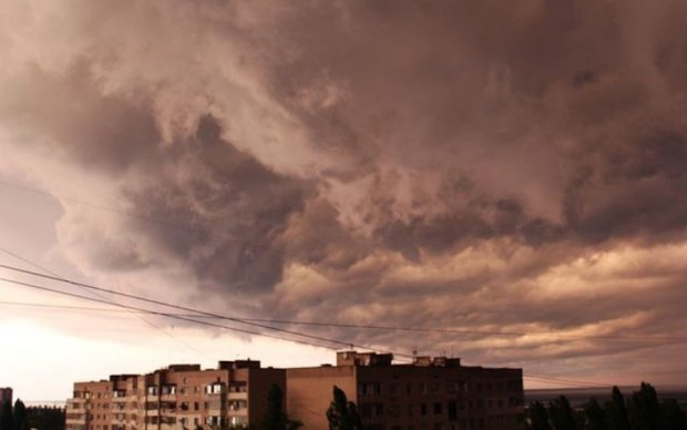 "В сети показали ""облака Апокалипсиса"""