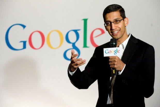 Глава Google Сундар Пічай