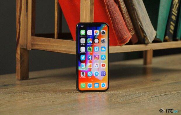 Apple разрабатывает экран для iPhone 2019