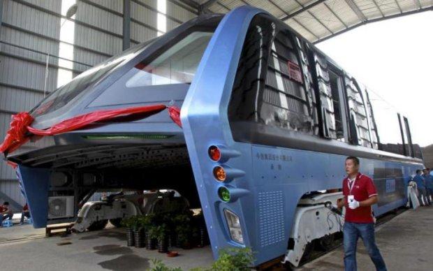 Нашумевший транспорт будущего оказался дерзкой аферой