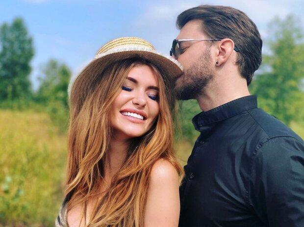 Слава Каминская и Дмитрий Дикусар, фото - https://www.instagram.com/babaslavka/