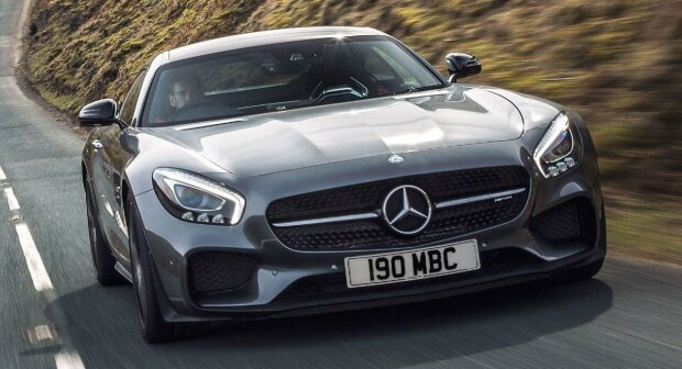 Mercedes-AMG GT, carscoops