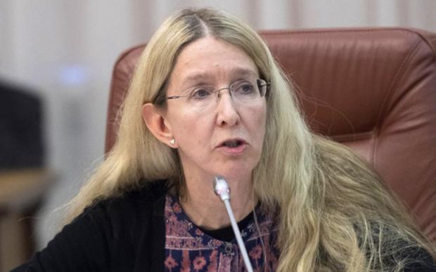 Супрун закликала Путіна відчинити двері російських в'язниць