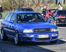 Audi RS2 Avant, Autogespot
