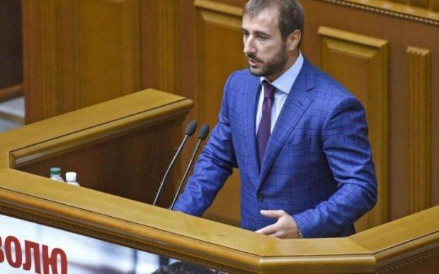 У радикала Ляшко нашли бизнес в России