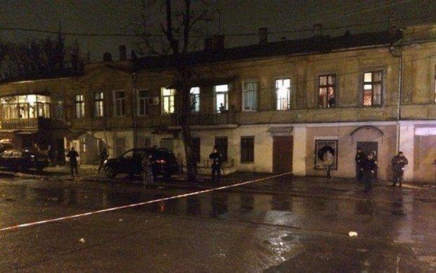 В Одесі пролунав вибух
