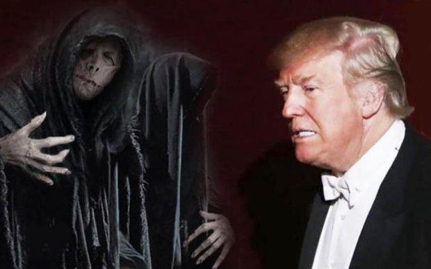 Пожиратель душ: Стивен Кинг сравнил Трампа с персонажем Джоан Роулинг