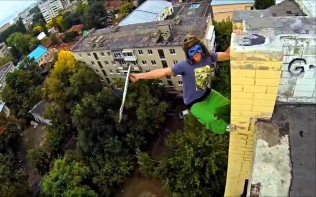 Одеську людину-павука вбили закони фізики