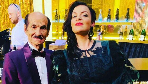 Наталья Холоденко и Григорий Чапкис, фото: Instagram
