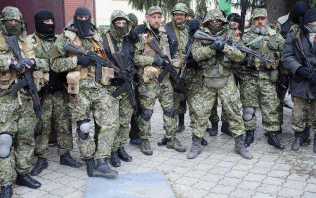 """Срочно! Террористы схватили """"украинских диверсантов"""""""