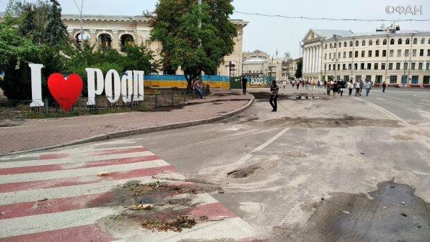 У Києві агресивний водій відкрив стрілянину по жінці з коляскою: без жертв не обійшлося