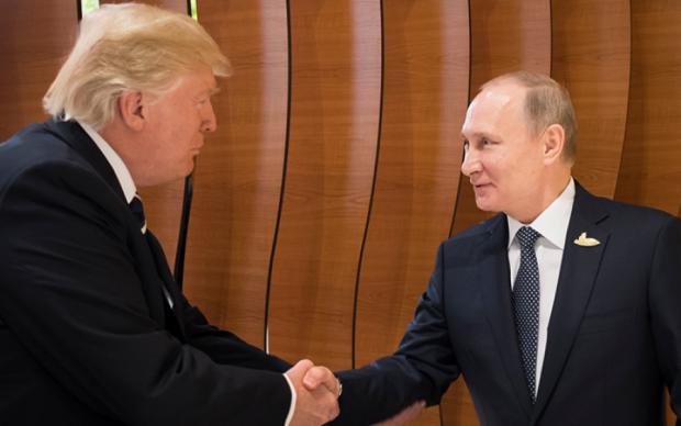 Трамп попался на уловки Путина