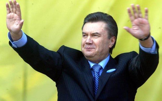 Янукович отримав термін у Росії