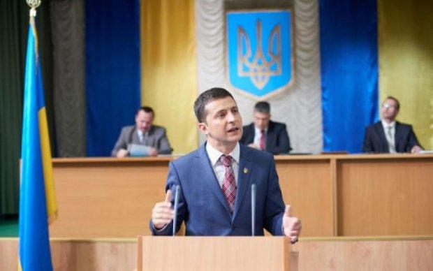 Збили на зльоті: експерт знищила Зеленського-політика
