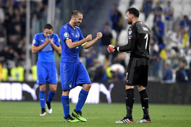 Все результаты матчей отбора Евро-2020 11 июня: Германия разгромила Эстонию, Бельгия переиграла Шотландию
