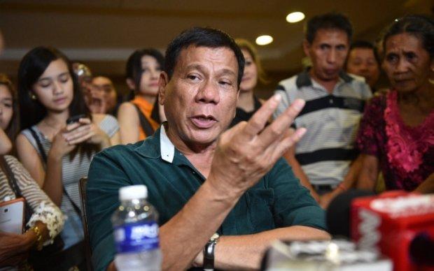 Трамп запросив скандального філіппінського колегу в гості