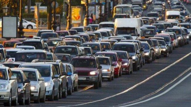 Киев смог: столичные пробки вошли в топ самых адских в мире