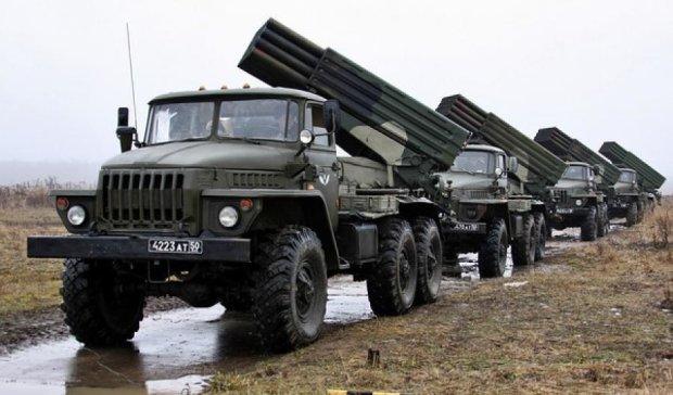 Тяжелое вооружение до сих пор остается на линии соприкосновения - ОБСЕ