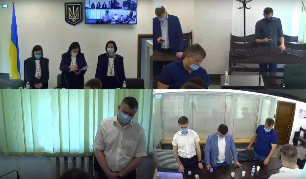 заседание Высшего антикоррупционного суда, скрин с видео