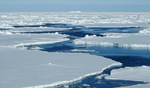 Глобальне потепління руйнує Арктику