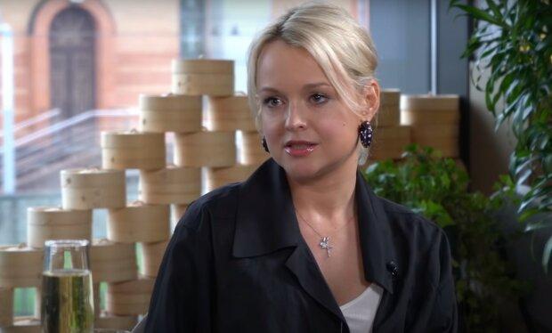 Ольга Атанасова, скриншот из видео