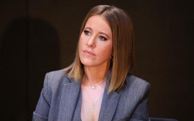 Наречена-втікачка: Собчак розповіла про причини скасованого весілля