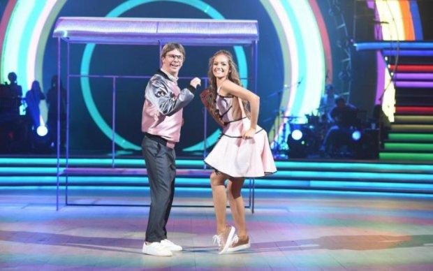 Танцы со звездами: прощальное признание Комарова покорило зрителей