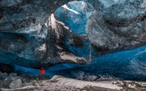 NASA сняло мрачный ролик про ледники