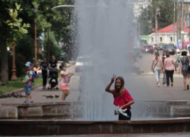 Жара, кадр из видео