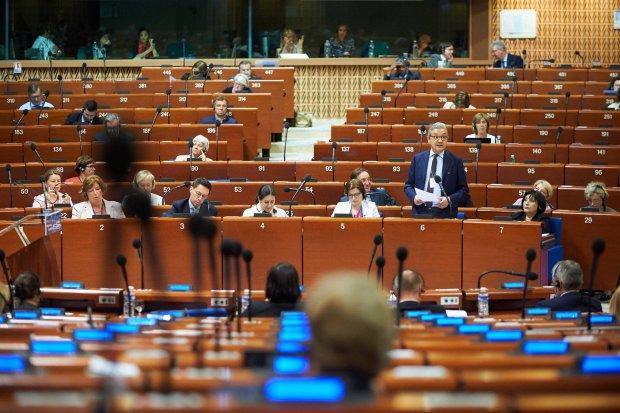ПАСЕ в деле: Евросоюз определился с наказанием для Путина