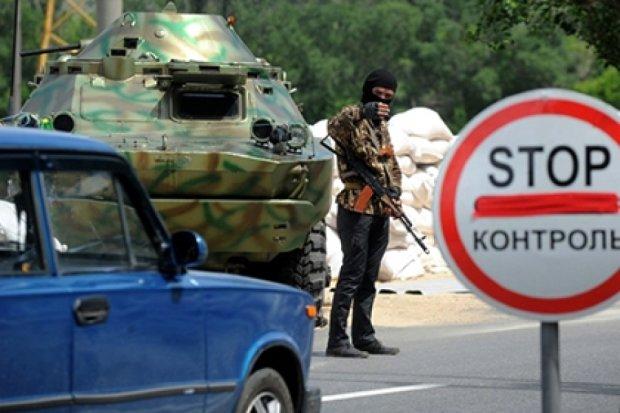На Луганщине запретят переход линии разграничения огня