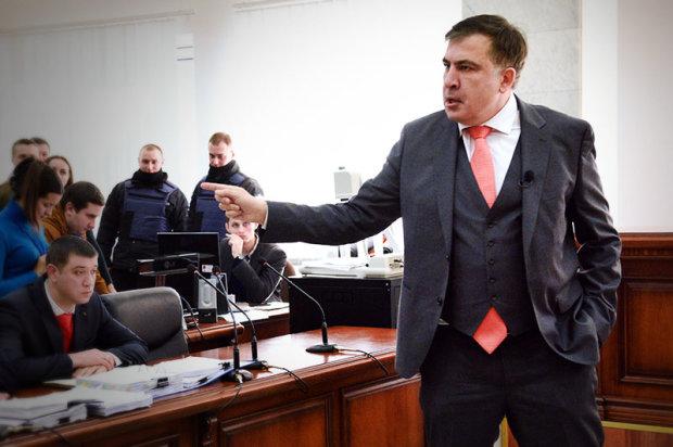 """Саакашвілі став на захист Зеленського, звернувшись до Путіна: """"Ми розберемося самі"""""""