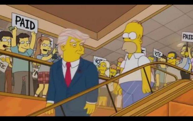 Невероятные пророчества Симпсонов, которые все-таки сбылись