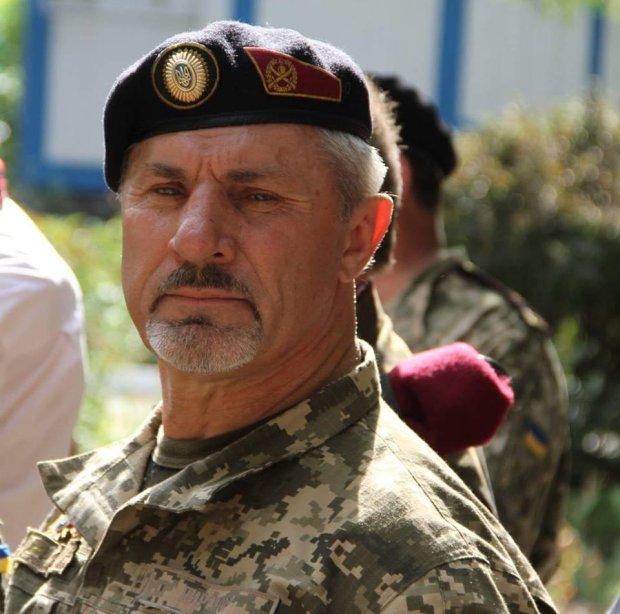 Василий Музыка, солдат ВСУ в отставке