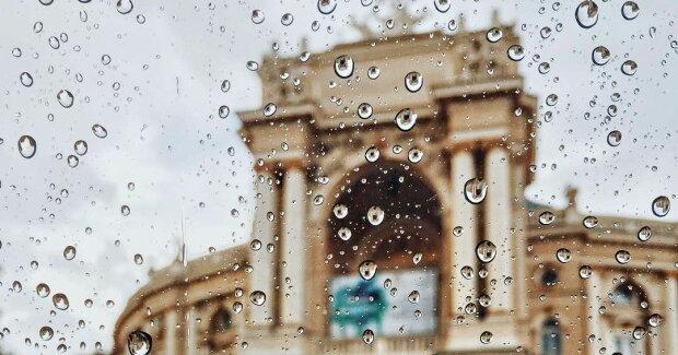 Погода на 27 сентября: дожди обозлились на южную часть Украины