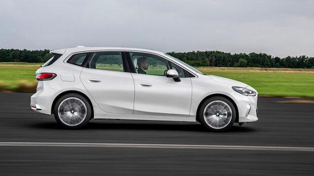 BMW 2-серии Active Tourer