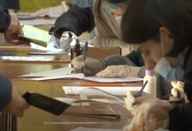 Местные выборы, скриншот видео
