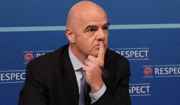 ФІФА може виплатити європейським клубам мільярд євро за ЧС-2022